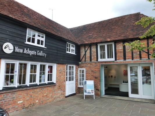 New Ashgate Gallery, copyright New Ashgate Gallery