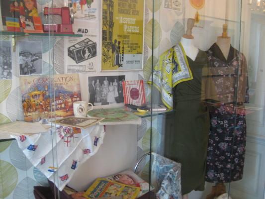 Museum of Farnham exhibit